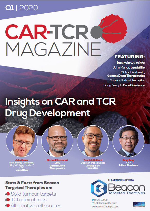 CAR-T Mag Cover